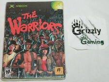 NEW The Warriors XBOX -Canadian Seller-