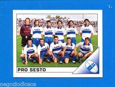 CALCIATORI PANINI 1995-96 Figurina-Sticker n. 543 - PRO SESTO -New