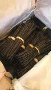 "1/4 lb Madagascar Vanilla Beans 5-6"" Grade B free shipping"