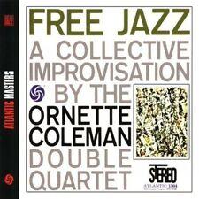 The Ornette Coleman Double Quartet - ORNETTE COLEMAN FREE JAZZ [CD]