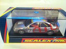 Scalextric c2107 AUDI A4 # 1 QC échantillon
