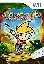 Drawn to Life: the Next Chapter - Nintendo Wii