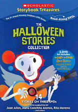 The Halloween Stories Collection, Vol. 2 (DVD, 2013, 3-Disc Set)