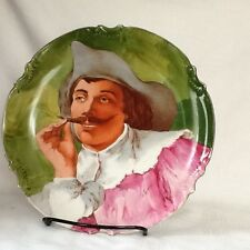 Limoges Coronet Collector Plate Signed L.Coudert #339