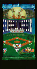 1994 Australian Baseball League Unopened Pack of 9 Cards