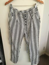 Free People Pants Sz 6 Suit 8-10 Ex Cond