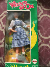 Doll Dorothy And Toto Wizard Of Oz Made By Mego 1974