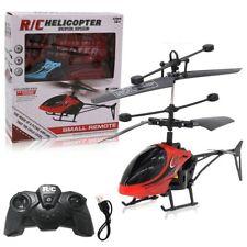 Mini Ferngesteuerter Helikopter Hubschrauber Spielzeug Geschenk inkl Batterien