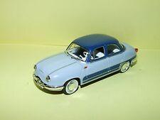 PANHARD DYNA Z12 GRAND STANDING 1957 Bleu NOSTALGIE Sans Boite 1:43