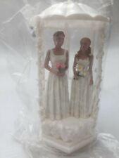 Same Sex Gay Wedding Cake Topper Decoration - Anniversary Cake... lgbt lesbian