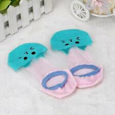 Women Girl Cute Cat Ankle High Low Cut Invisible Silk Cotton Soft Socks