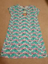 BNWT Tuc Tuc Girl's Flamino Print Dress Age 10 RRP £26