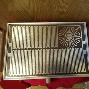 SALTON HOTRAY HOT TRAY ELECTRIC FOOD WARMER H 928 VINTAGE `NEW