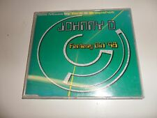 Cd  Fantasy Girl Remix 98 von Johnny O (1998) - Single