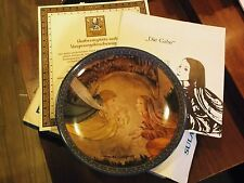 1983 The Gift Collector Plate 4th Issue Sulamith's Love Song Series