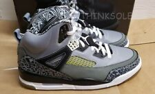 AIR JORDAN SPIZIKE COOL GREY STEALTH 315371-091 SZ 10.5 RETRO BLACK CEMENT WHITE