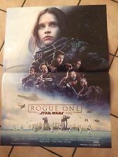 Affiche Neuve 40x60 Rogue One/Star Wars