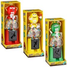 New M&M's   Peanut Candies Chocolate  Sweet Dispenser - Kids Christmas Present