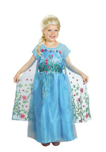 Halloween Costume Frozen Princess Elsa Costume, Size Child Small