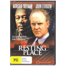 DVD RESTING PLACE Morgan Freeman John Lithgow 1986 Drama ALL REGIONS PAL [BNS]