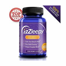 #1 Best Recommended Sleeping Pills For Insomnia Relief | Relax ... Free Shipping