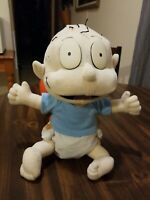 "Vintage Nickelodeon: Rugrat's Tommy Pickles 12"" Plush (1997)"