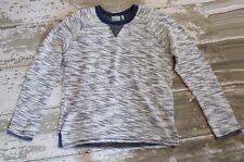 ATHLETA Long Sleeve CASTLEPEAK Long Sleeve Slub knit Crewneck Sweatshirt Top Med