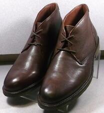 251573 PFBT40 Men's Shoes Size 11.5 M Dk Brown Leather Boots Johnston & Murphy