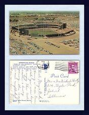 BASEBALL MINNESOTA TWINS & NEW YORK YANKEES 11 AUG 1965 TO MICHAEL HRITZ, JOLIET
