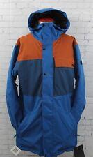 New 2016 Ride Mens Snowboard Jacket Small Royal Blue