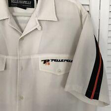 RARE Mens Marc Buchanan Pelle Pelle GTO SuperSport Button Down Shirt SZ XXL