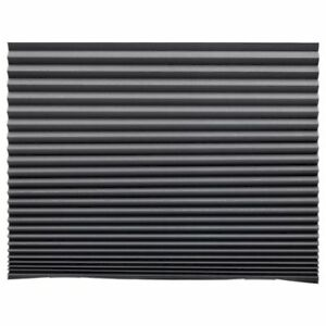 IKEA SCHOTTIS Blackout Pleated Blind,Window Covers,Blocks Light,Easy To Attach