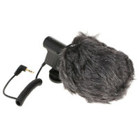 Directional Video Condenser Microphone for Canon Nikon DSLR Cameras(BY-VM01)