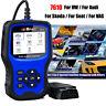OBD2 Car Diagnostic Tools ABS SRS Oil EPB DPF TPMS Code Reader For VW SKODA