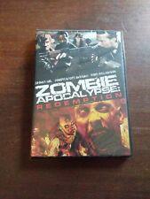 Zombie Apocalypse: Redemption DVD