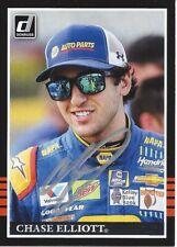 AUTOGRAPHED Chase Elliott 2018 Panini Donruss #24 NAPA Signed NASCAR Card COA