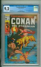 Conan The Barbarian #5 9.2 CGC Story Inspired By R. E. Howard Poem Zukala's Hour