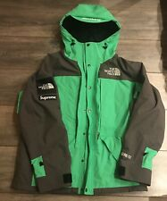 The North Face Supreme Bright Green RTG Gore Tex Jacket Size M