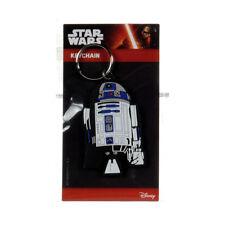 Star Wars Schlüsselanhänger R2D2 Keychain Disney NEU