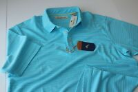 Tommy Bahama Polo Shirt Extrafecta Bluewater T22162 New Extra Large  XL