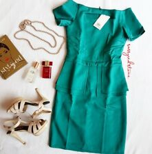 Apartment 8 Emmanuel Dress  - Medium - Green/Teal - BNWT ( celebrity x zara )