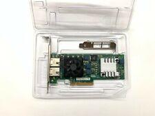 INTEL/DELL X520-T2 10GB DUAL PORT ETHERNET SERVER ADAPTER JM42W 0JM42W