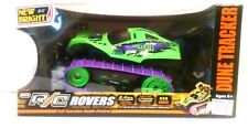 New Bright RC Dune Tracker Radio Control Stunt Buggy 1:18 scale - GREEN New