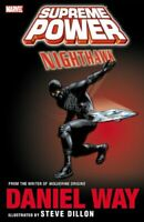 Supreme Power: Nighthawk by Steve Dillon Paperback Book The Fast Free Shipping