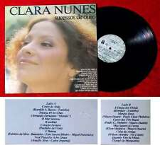 LP Clara Nunes: Sucessos de Ouro (EMI 31c 052-422100) Brasile