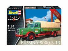 Revell Trucks 7555 1:24th scale Büssing 8000 S 13