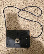 Navy Blue Small Crossbody Bag