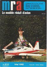 MRA N°510 L'EMBRAER 312 / MOTEURS : LES NOUVEAUTES / PILOTAGE / TWIN ASTIR