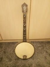 More details for windsor premier model 3 , four string banjo