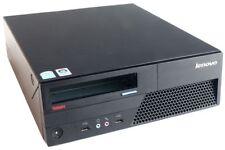 IBM Desktop Chassis Thinkcentre M58e PC Case Low Profile Gehäuse black / schwarz
